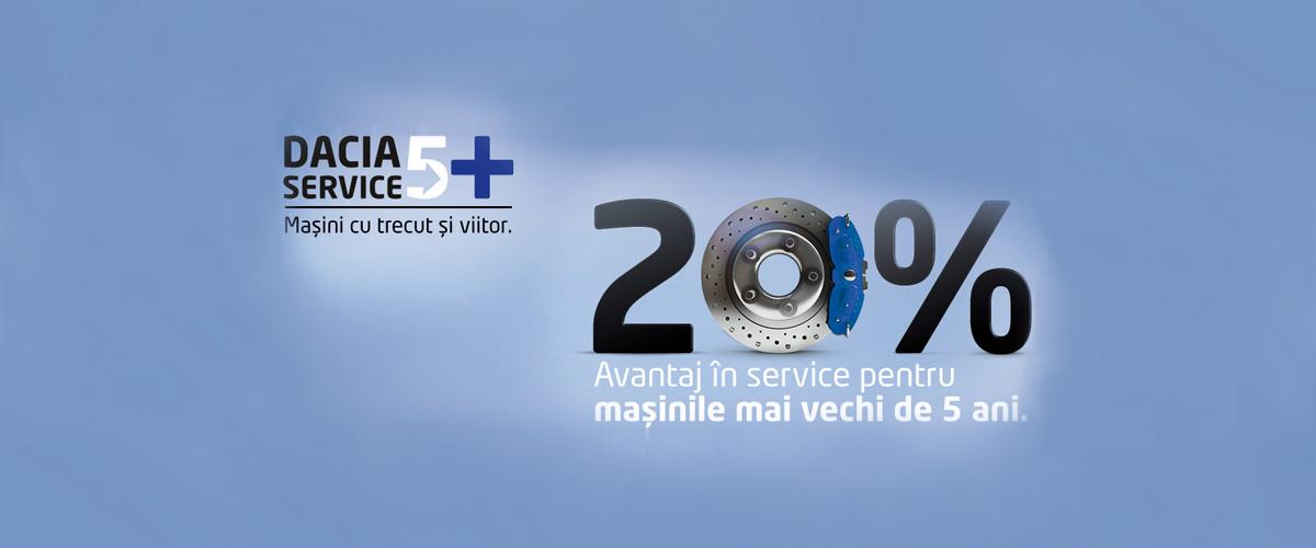 Programare Dacia Service